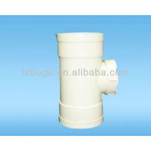 Moule en plastique de tuyau de toilette