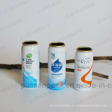 Frasco de aerossol de alumínio para spray de névoa para limpeza nasal (PPC-AAC-039)