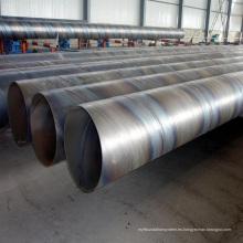China Tubo / tubo aletados espiral con acero inoxidable