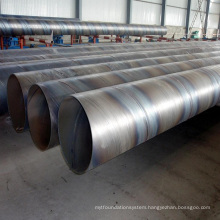 Hollow Section Spiral Welded Line Pipe for Water Gas