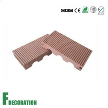 140*23mm WPC Wood Plastic Composite Outdoor Decking