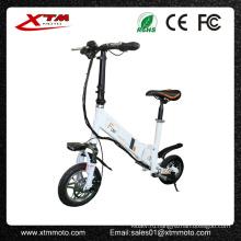 Взрослый 36V 250W небольшой складной Электрический велосипед