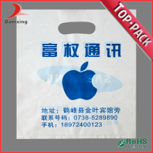 Promotional Gift Die Cut Bag