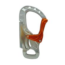 A728-1 Key Industrial Lock Designed Aluminium Doppel Action Snap Hook