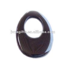 Hematite Big eardrop Pendants