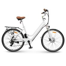 Commute Bike Shimano 7 Speed Aluminum Frame City Bike