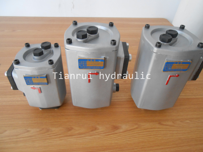 ISV suction filter