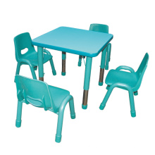 Five Colors Nursery Table and Chair