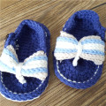 Fashion Shoe Wholesale Crochet Knitting Crochet Baby Shoes