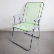 Tendance de bonne qualité pliant, chaise pliable