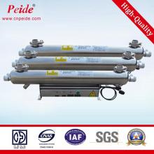 3PC UV Lamp Sea Water Disinfection UV Water Sterilizer
