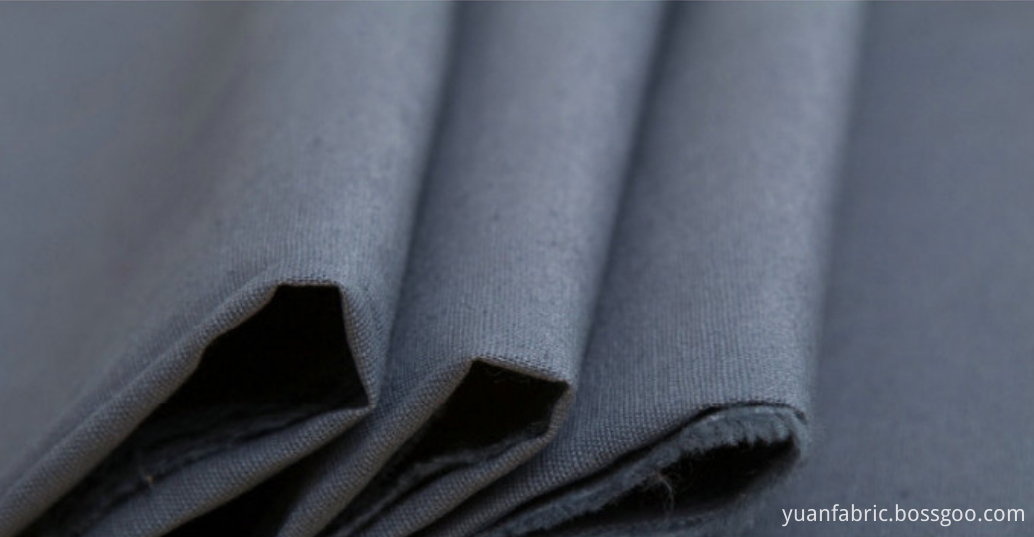 143wholesale Tc Blend Woven Textile Uniform Dyed Fabric