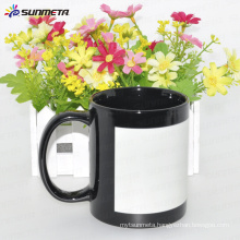 11oz black luminous mug water cup
