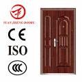 Jinhua City Hot Sale Steel Double Door for Africa