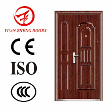 Jinhua City Hot Sale Steel Double Door pour l'Afrique