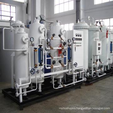 Ammonia Cracker and Nitrogen Generator for Continunous Galvanizing Furnices