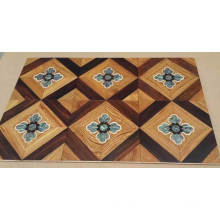 Blue Shell with Parquet /Engineered Wood Flooring