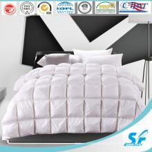 Polyester weiß gebürstete Quilts