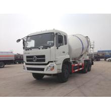 Camión hormigonera autocargable Dongfeng 10T