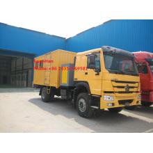 Sinotruk Howo 6x4 Mobile maintenance vehicle