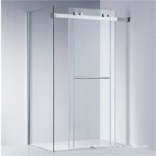 8/10mm Frameless Shower Screen with USA Standard (A-KW021)