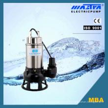 Bomba de aguas residuales (MBA750)