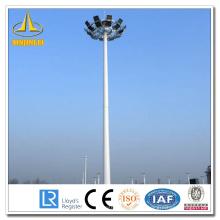 Poteau lumineux du stade High Mast 30m