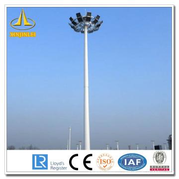 30m Stadium High Mast Light Pole