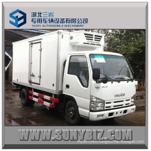 Isuzu 4*2 100p Refrigerated Truck