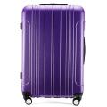 Bolsas de plástico ABS Hardside carro de equipaje de viaje
