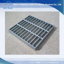 Couvercle de drainage en acier galvanisé
