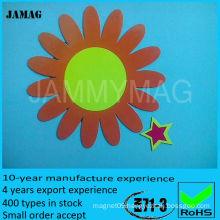 Flower shaped magnets for fridge