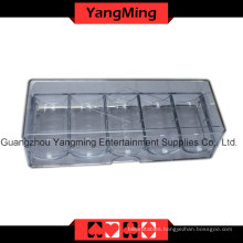 Transparent Acrylic Chips Case (YM-CT07)