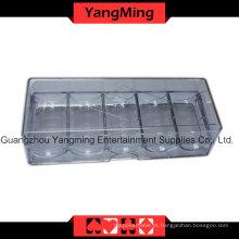 Transparente Acrílico Chips Case (YM-CT07)