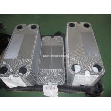 Vicarbe Émetteur de chaleur à plaques similaire, plaques et joints d'échangeur de chaleur