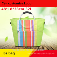 Niceway New Design High Quality Ice Cooler Bag Colorful Insulated Cooler Bag For Camping