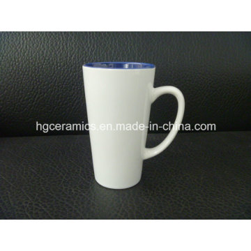 Sulimation Big Latte Mug, Sublimation Mugs