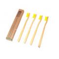 Escova de dentes biodegradável feita sob encomenda do bambu de Moso da criança e do adulto