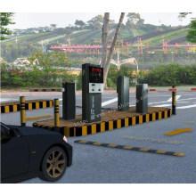 Automated Parking Lot Ticket Dispenser Machine Ticket Vending Machine