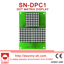 Elevator DOT Matirx Display Board (CE, ISO9001)