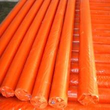 Tarpaulin Sheet in Dark Orange Color