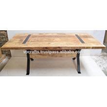 Industrial Urban Loft Dining Table