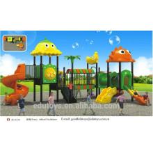 B10194 Slide grande, juguetes gigantes de los niños, juguete al aire libre del patio
