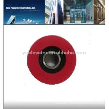 Escaleras mecánicas de Schindler rueda 70 * 25 * 6204 paso principal para la cadena de escalones Schindler