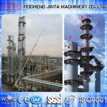 Food Grade Alcohol Production Line, Beverage Ethanol Alcohol Plant, Distillation Column Edible Alcohol