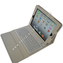ipad bluetooth keyboard with leather case