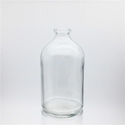 100ml pharmaceutical glass vial