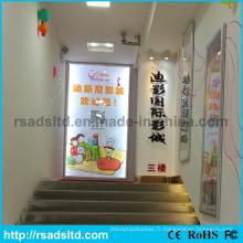 Boîte à lumière Super Light LED Poster