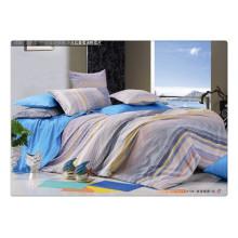 40s 128 * 68 цветочное пигментное печать 100% хлопок высокого качества роскошный комплект постельного белья