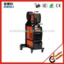 Soudeur d'inverseur de 110V 220V DC avec le chargeur de fil Pulse MIG Welder 350